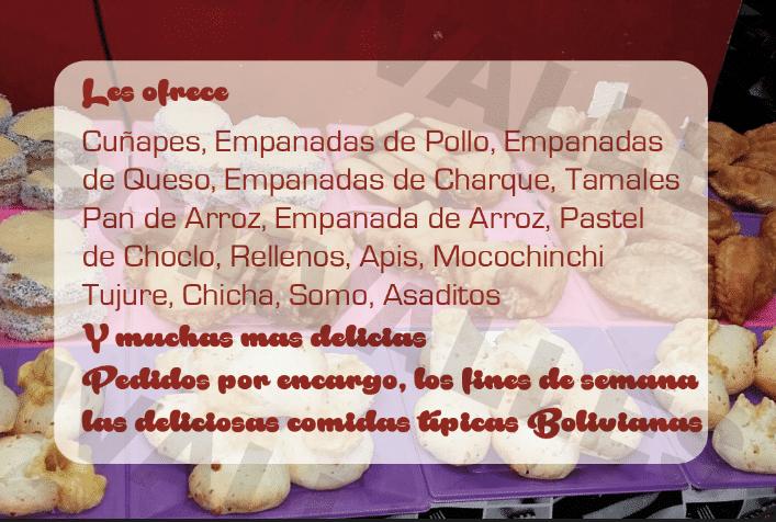 Cafe Capital   Cafe Bar Capital Sabadell   Comida Boliviana Sabadell