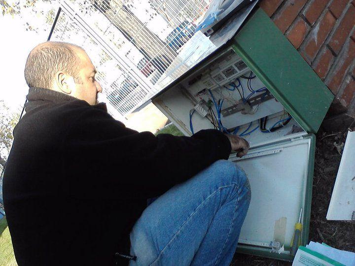 electricista fontanero, Ofertas en cctv, circuito cerrado de televisión, antenas y video porteros