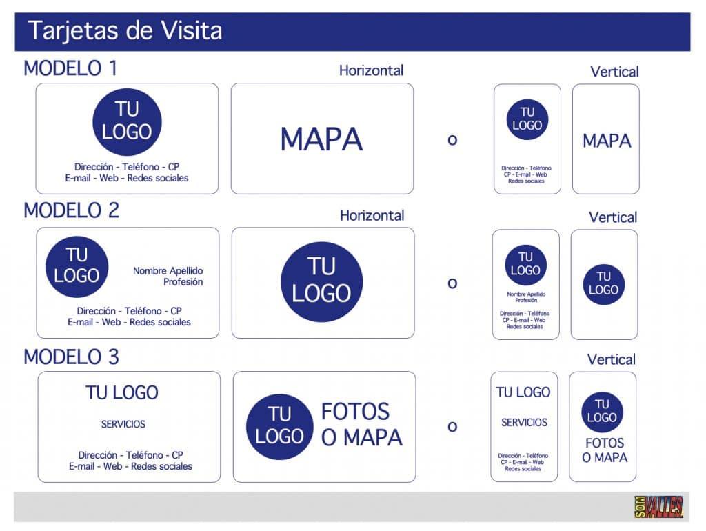 Diseños tarjetas visita, diseño flyer