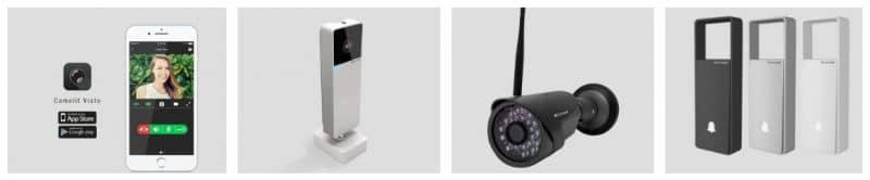 Portero electronico que se atiende en el telefono movil