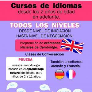 Escuela de idiomas Avila
