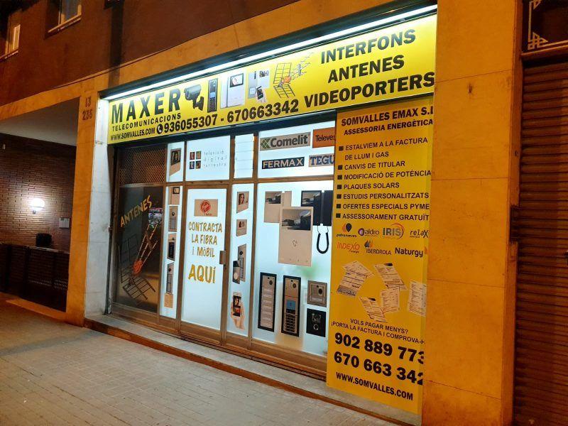 Antenistas Barcelona, Videoporteros Barcelona